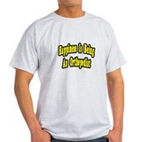 """Happiness...Orthopedist"" T-Shirt"