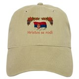 Serbia Hristos...2 Baseball Cap