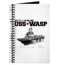 USS Wasp (Heart) Journal