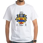 Paluzzi Family Crest White T-Shirt