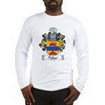 Paluzzi Family Crest Long Sleeve T-Shirt