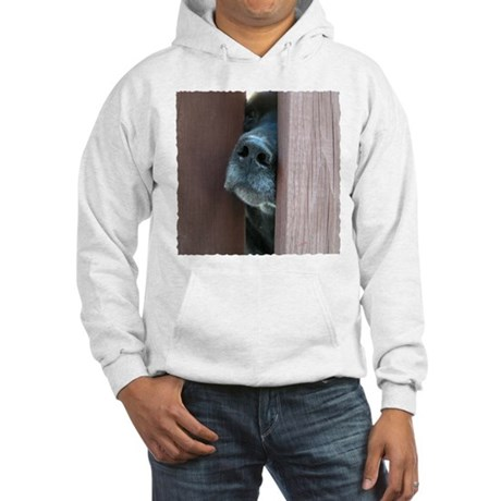 The Nose Knows Hooded Sweatshirt