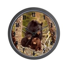 ''Family Portrait'' Wall Clock