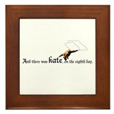 Kate Framed Tile