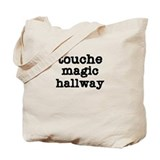 Touche, Magic Hallway Tote Bag