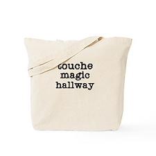 Touche, Magic Hallway Tote Bag