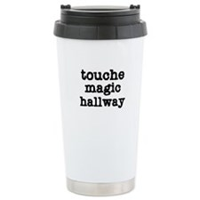 Touche, Magic Hallway Ceramic Travel Mug