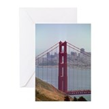 North Tower Frame Greeting Cards (Pk of 10)