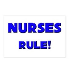 Nurses Rule! Postcards (Package of 8)