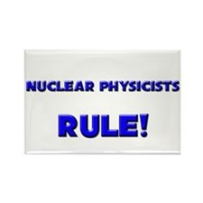 Nuclear Physicists Rule! Rectangle Magnet