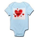 Funny Islamic baby Infant Bodysuit