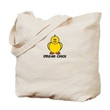 Organ Chick Tote Bag