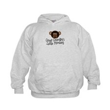 Great Grandpa's Monkey B Hoodie