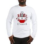Passamonte Family Crest Long Sleeve T-Shirt
