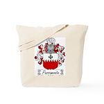Passamonte Family Crest Tote Bag
