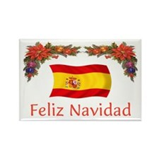 Spain Feliz...2 Rectangle Magnet (10 pack)