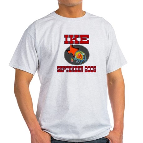 Hurricane Ike Light T-Shirt