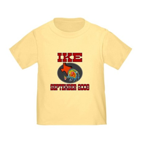 Hurricane Ike Toddler T-Shirt