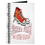 Picked First Gym Class Journal