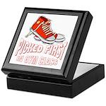 Picked First Gym Class Keepsake Box