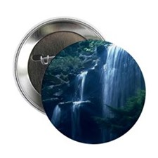 """Cool Waterfall 2.25"""" Button"""