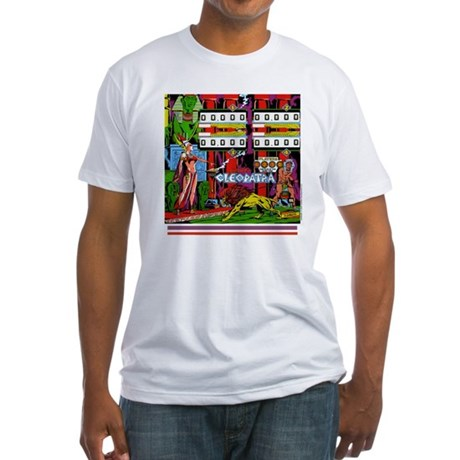"""Gottlieb® """"Cleopatra"""" Fitted T-Shirt"""