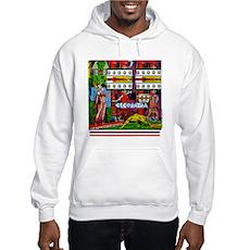 "Gottlieb® ""Cleopatra"" Hooded Sweatshirt"