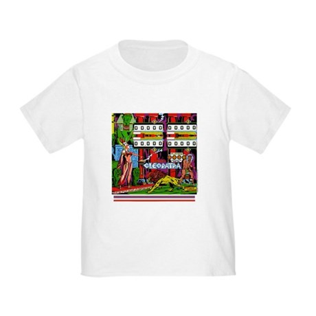 Gottlieb&reg; &quot;Cleopatra&quot; Toddler T-Shirt