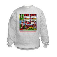 "Gottlieb® ""Cleopatra"" Kids Sweatshirt"