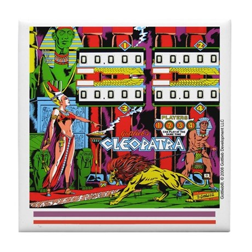 "Gottlieb® ""Cleopatra"" Tile Coaster"