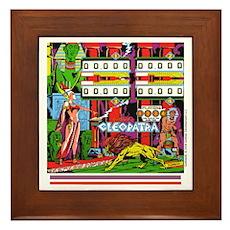 """Gottlieb® """"Cleopatra"""" Framed Tile"""