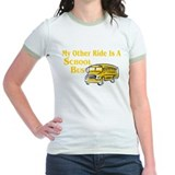 My other Ride Is A School Bus T