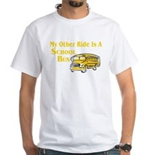 My other Ride Is A School Bus Shirt