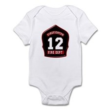 FD12 Infant Bodysuit