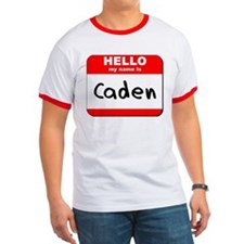 Hello my name is Caden T