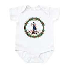 Virginia Seal Infant Bodysuit