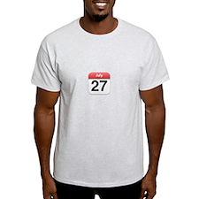 Apple iPhone Calendar July 27 T-Shirt