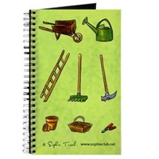 Garden Journal by Sophie Turrel