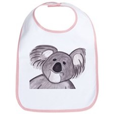 Unique Koala bear Bib