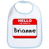 Hello my name is Brianne Bib