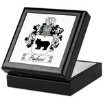 Paulucci Family Crest Keepsake Box