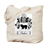 Paulucci Family Crest Tote Bag
