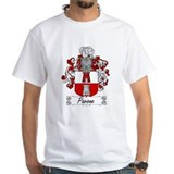 Pavone Family Crest Shirt