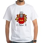 Pedrazzi Family Crest White T-Shirt