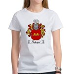 Pedrazzi Family Crest Women's T-Shirt