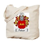 Pedrazzi Family Crest Tote Bag