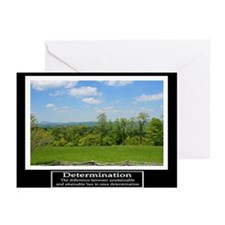 Determination Motivational Greeting Cards (Pk of 2