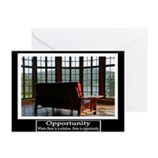 Opportunity Motivational Greeting Cards (Pk of 20)