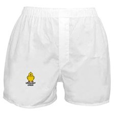 Urology Chick Boxer Shorts
