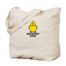 Sociology Chick Tote Bag